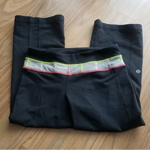 Lululemon   Cropped Groove Pants - size 4